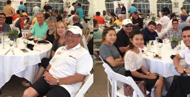 Golf Tourney Fundraiser Welcomes Student Alumni