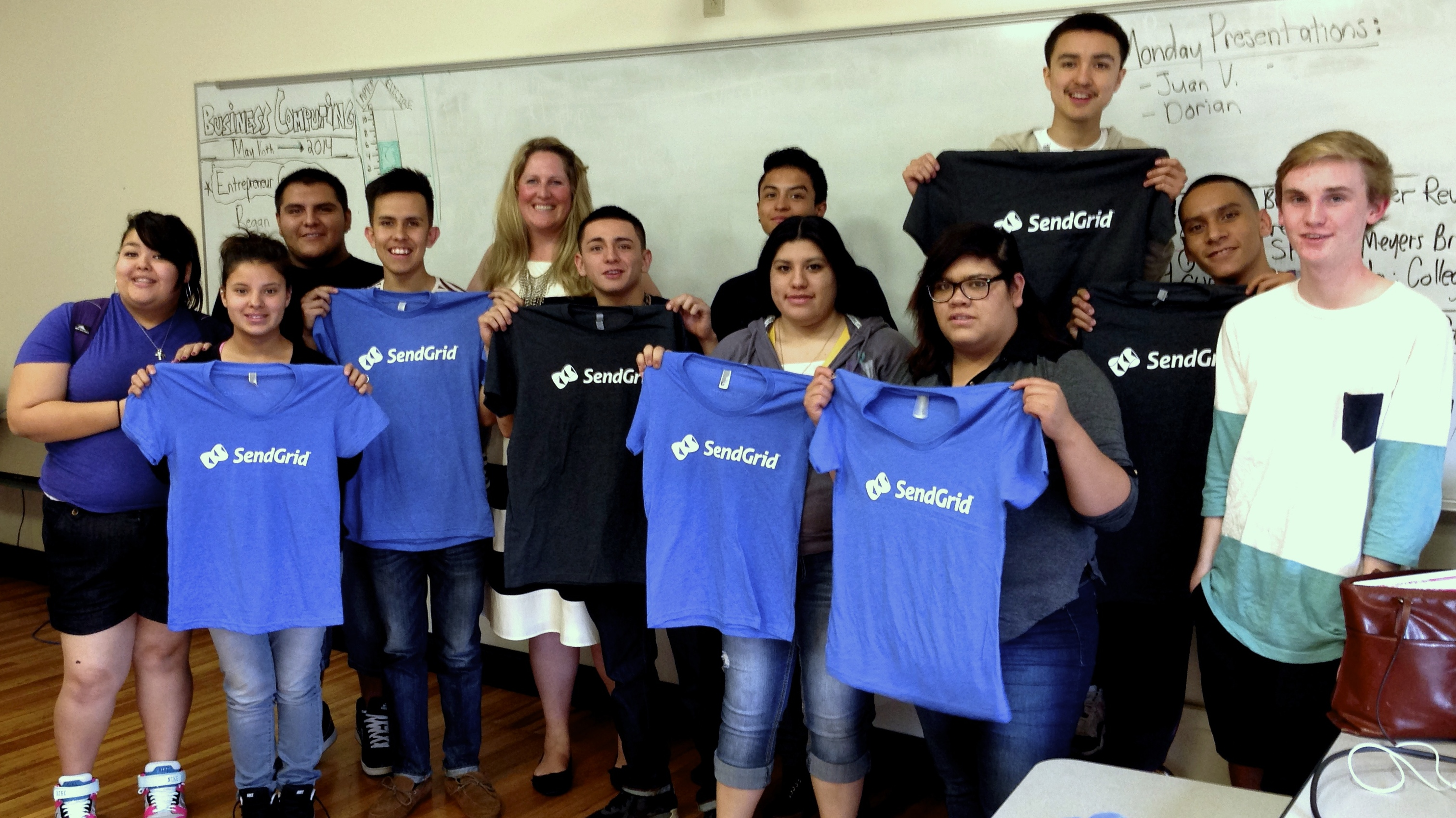 Entrepreneur Friday Brings Tech Leaders In Touch With Students
