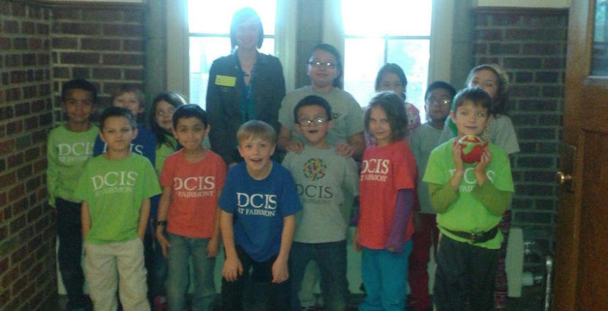 The KidsTek program at DCIS at Fairmont is growing!