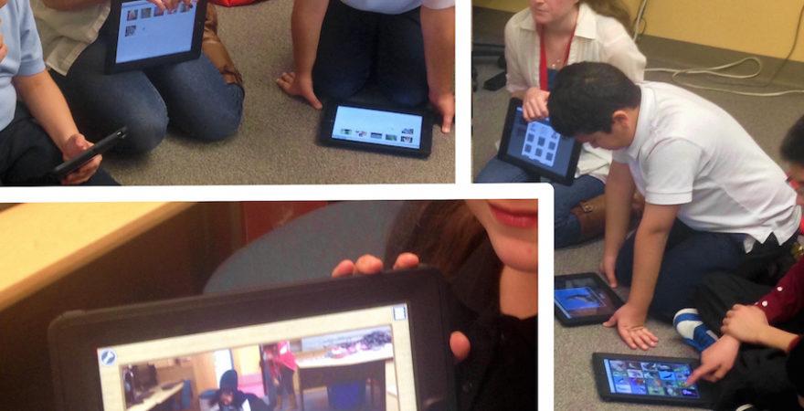 iPad Program at Fulton Elementary