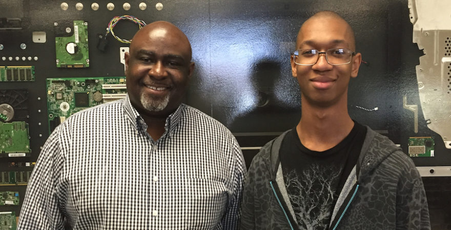 KidsTek Student Earns Cisco Certification!