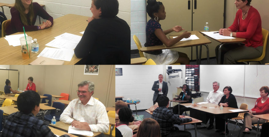 KidsTek Students Excel In Mock Interviews