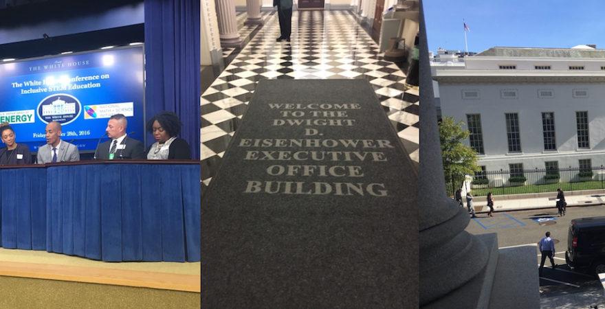 KidsTek Executive Director Visits White House for STEM conference