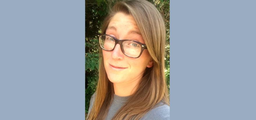 Welcome Program Specialist Kristina Calvert