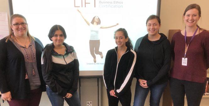 BBB Business Ethics Program Teaches Valuable Skills