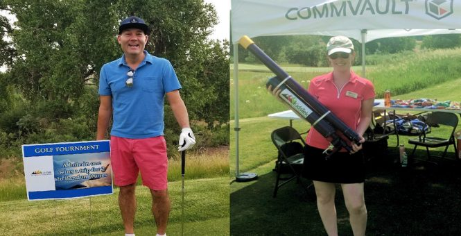 KidsTek Holds 17th Annual Charity Golf Classic