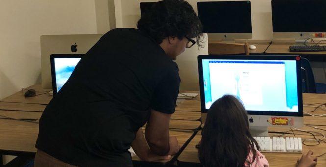 Daniel Garcia: KidsTek Student and Employee