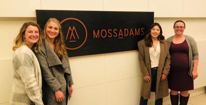 KidsTek Alum Visits Moss Adams