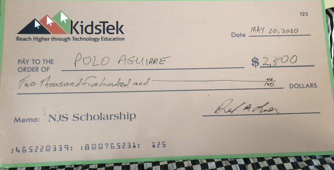 KidsTek Scholarship!