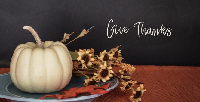 KidsTek is Grateful for…