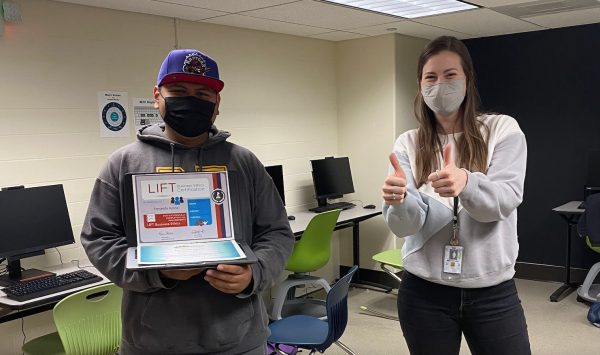 Students at North High Get Certified in Business Ethics