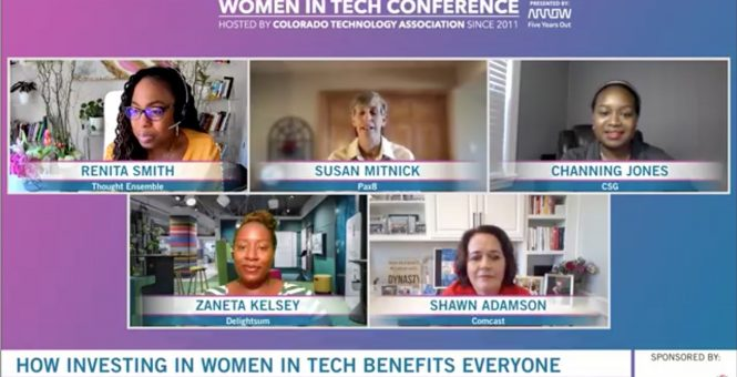 Women in Technology Conference!